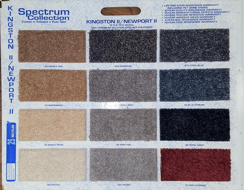 Spectrum Carpet Collection Newport Ii Spectrum