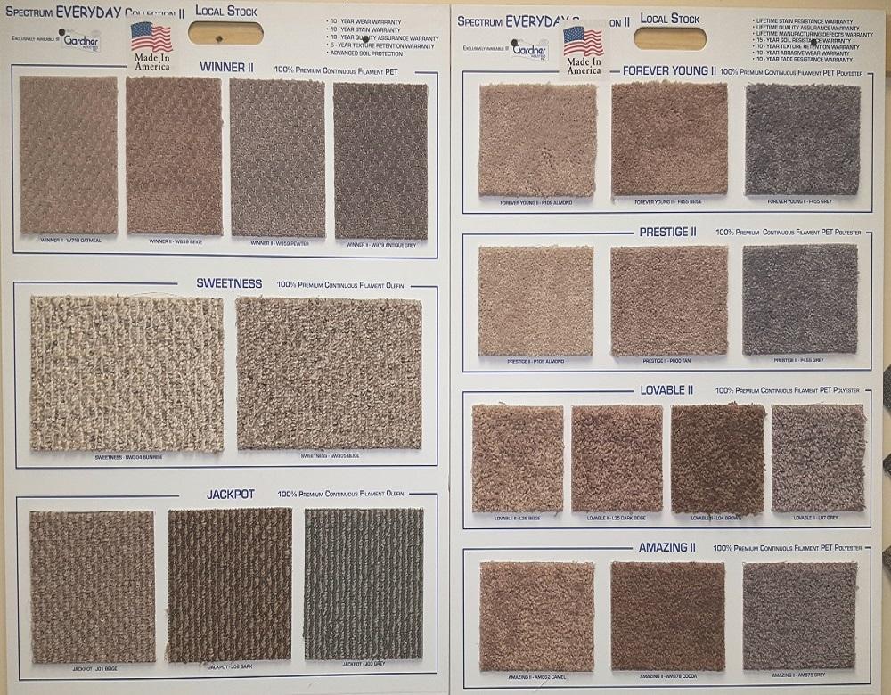 Gardner carpets home the honoroak for Gardner flooring
