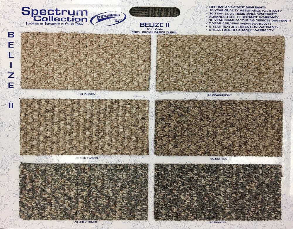 Spectrum Carpet Collection Belize Ii Spectrum