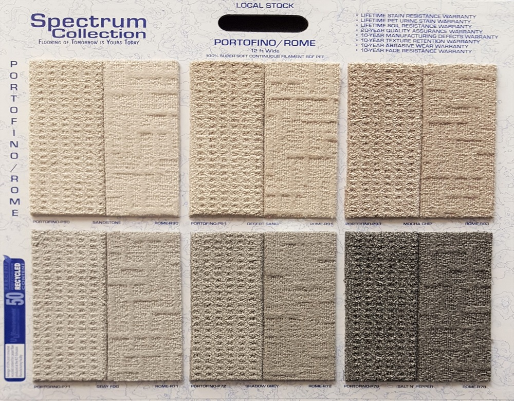 Spectrum Carpet Collection Rome Spectrum
