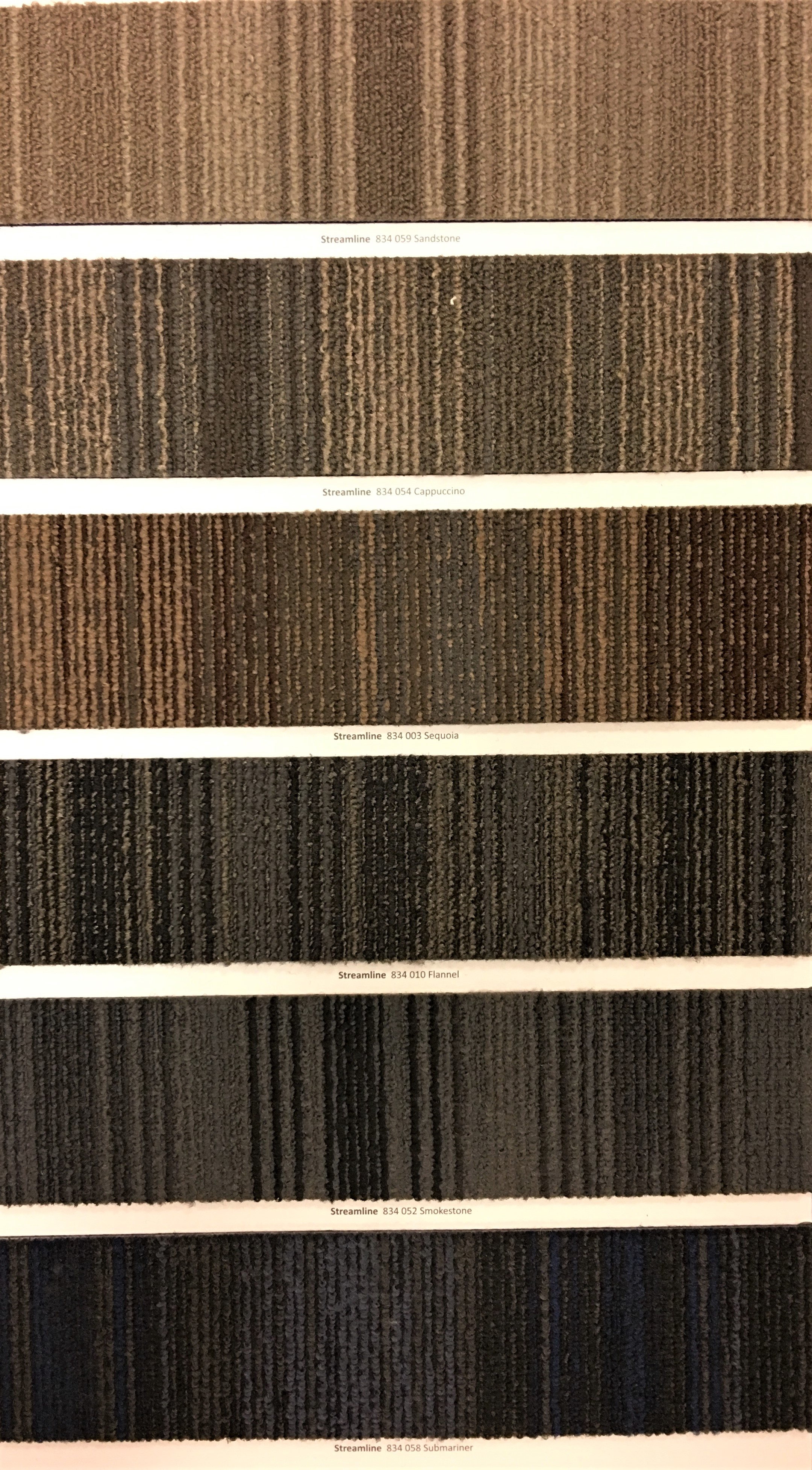 Spectrum Carpet Collection Streamline Spectrum